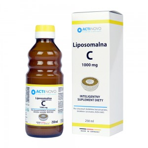 LIPOSOMALNA WIT.C 1000MG 250ML MY VITA
