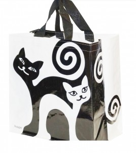TORBA ANIMALS KOTY 24L FRASPO