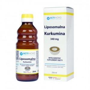 LIPOSOMALNA KURKUMINA 340MG 250ML