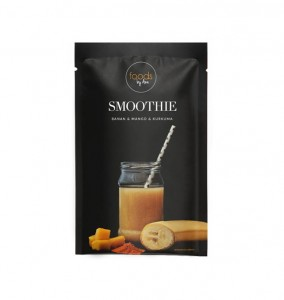 SMOOTHIE BANAN & MANGO & KURKUMA 24G FOODS BY ANN