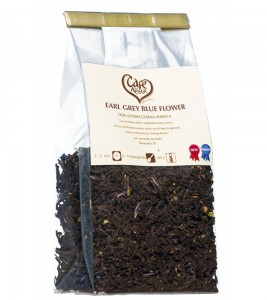 herbata EARL GREY BLUE FLOWER   50G Cafe Creator