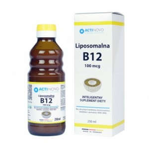 PRONESS LIPOSOM.WIT.B12 100MCG 250ML 125