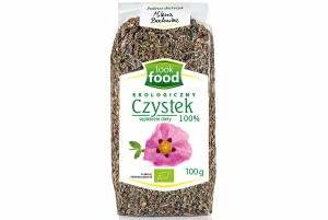 CZYSTEK BIO 100G LOOK FOOD