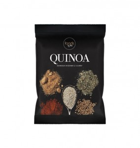 QUINOA KOMOSA RYŻOWA Z CURRY 120G FOODS BY ANN