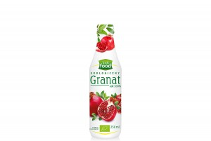 SOK 100% GRANAT BIO 250ML LOOK FOOD