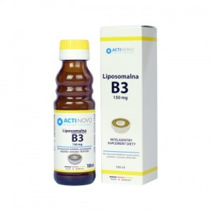 LIPOSOMALNA WITAMINA  B3 150MG 100ML MY VITA