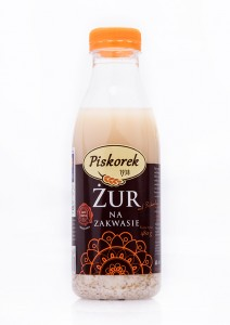 ŻUR NAZAKWASIE 480ML PET PISKOREK