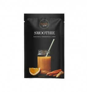 SMOOTHIE MARCHEW & POMARAŃCZA & IMBIR 24G FOODS BY ANN