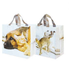 TORBA ANIMALS KOT I PIES 24L FRASPO