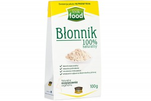 BŁONNIK 100G LOOK FOOD
