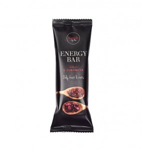 ENERGY BAR GOJI&ŻURAWINA 60G FOODS BY ANN