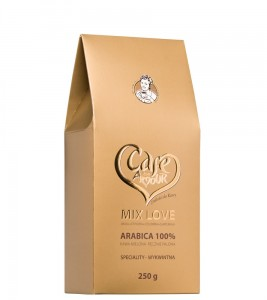 KAWA MIX LOVE MIELONA     250G CAFE
