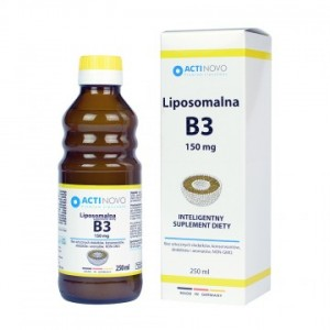 LIPOSOMALNA  WIT.B3 150MG 250ML MY VITA