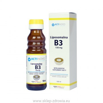PRONESS LIPOSOM.WIT.B3 150MG 100ML 20D
